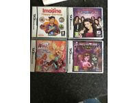 4 Ds Games
