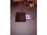 PS4 500GB with Thief & Destiny. (Controller not included)
