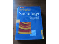 Sociology - Themes and Perspectives 5th Ed by Haralambos and Holborn