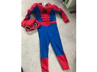Padded Spider-Man costume