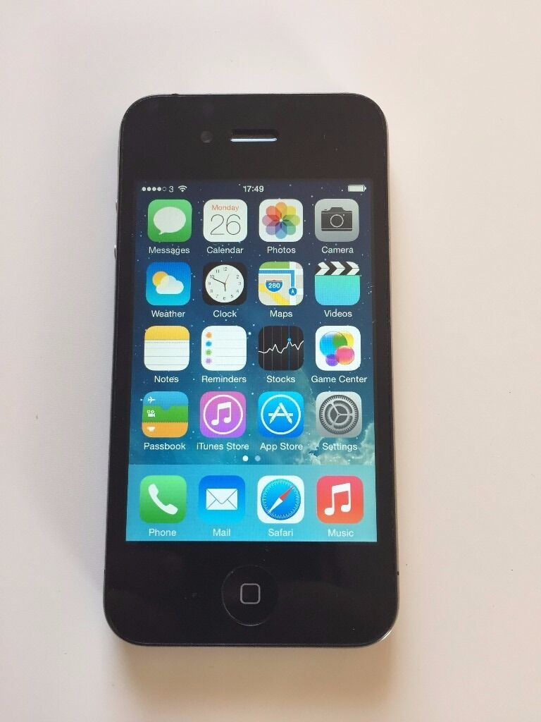 iPhone 4 32gb Unlockedin Stratford, LondonGumtree - IPhone 4 32gb Unlocked is in good working condition. I am selling just the phone without charger. For any question, you can just contact me by email. Thanks
