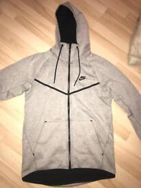 Grey Nike tech fleece