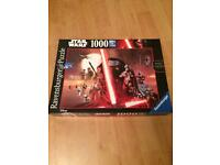 Star Wars The force awakens 1000 piece Jigsaw puzzle