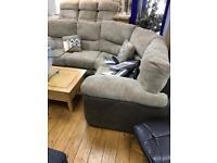 Corner fibrac sofa