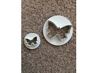 Butterfly cutters 75p