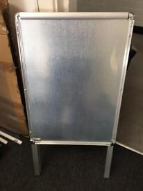 Brand new never used Sandwich boards