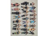 WWE bundle of moveable figures