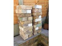 Original reclaimed yellow stock bricks #42