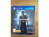 New Uncharted 4 for PS4