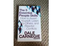 Brand New Book: Essential People Skills by Dale Carnegie
