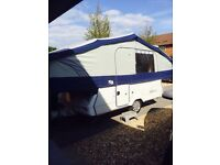 Conway trailer tent/ folding camper