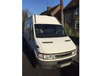 2005 IVECO LWB HIGH ROOF PANEL VAN, RELIABLE, MOT, 1 PREVIOUS OWNER, EXPORT?