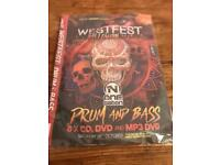 West fest 2017 drum and bass pack