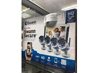 Swann HD camera CCTV security system