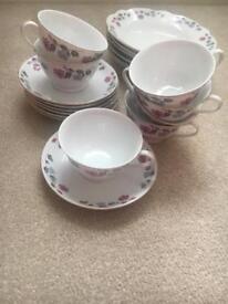 Vintage Tea Set 1950/60s.