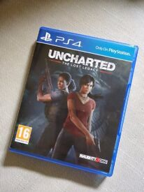Uncharted the Lost Legacy - PS4 - Soho / Brixton / Clapham