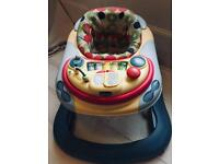 Chicco Lights & Sounds Baby Walker