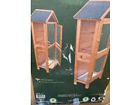 Bird Aviary Brand New In Box