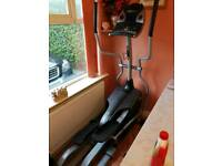 Gym standard cross trainer