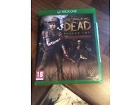 Waking dead season 2 for Xbox one