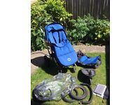 Bugaboo Cameleon Pushchair - very good condition with all the accessories.