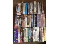 Variety of videos