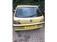 2003 Peugeot 106 1.1 Petrol Spares Repair