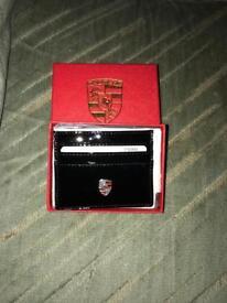 Porsche Design card holder