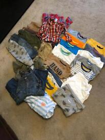 Boys 12-18 months over 20 items