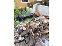 Free rubble/ hardcore