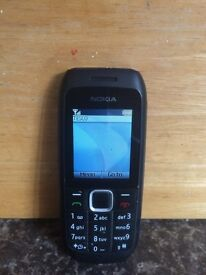 *** Nokia 1616 Mobile Phone With £9.59 Airtime Remaining ***£15