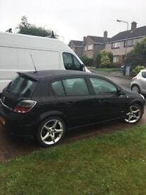 For sale Vauxhall Astra 1.8 SRI XP Pack