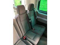 Van seats from 2015 Mk8 Transit