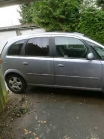 Vauxhall meriva 1.4 breaking