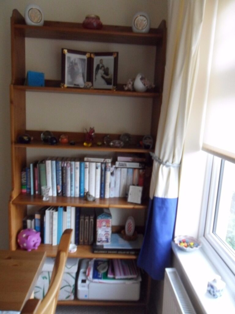 Bookcase, pine, height 186cm x width 93cm. Must collectin Prestonpans, East LothianGumtree - Bookcase, pine, 6 shelves. Height 186cm x width 93cm. Must collect. Good value