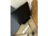 """Compact 15"""" TV in good working condition"""