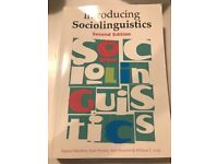 Introducing Sociolinguistics Second Edition - Mesthrie, Swann, Deumert and Leap