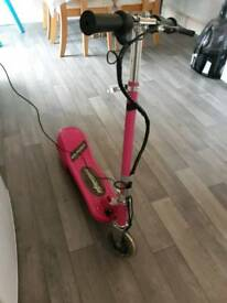 Kids 12v Electric Scooter