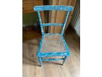 Lovely old up cycled chair