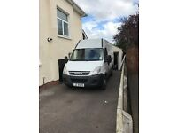 ford iveco high roof mwb van