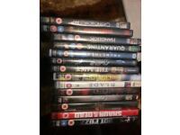 DVD films x15