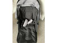 Mothercare pushchair with car seat