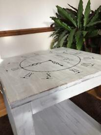 Clock Face coffee table