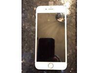 iPhone 6S 64GB Silver (O2)