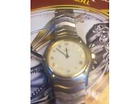 Genuine 18ct Gold & Stainless EBEL Watch