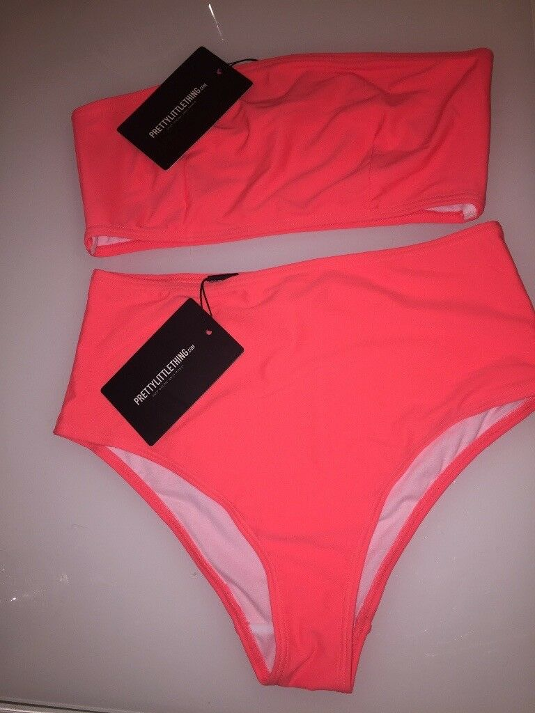 Pretty little thing bikini , size 8 - BNWT