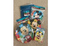 Mickey Mouse Complete party pack