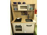 Ikea wooden play kitchen