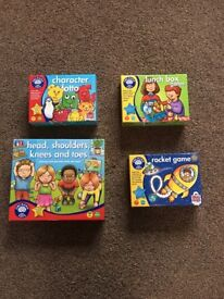 Orchard board games