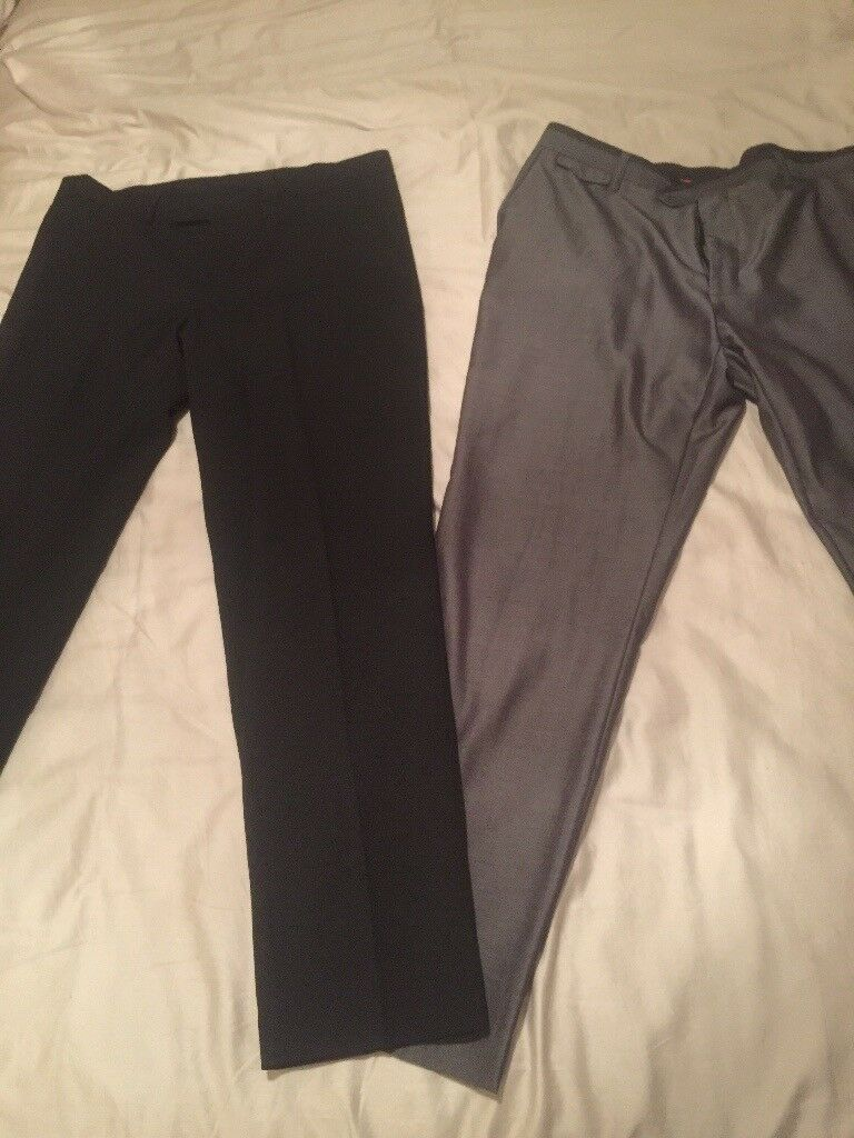 Men's trousers 36/38 Next